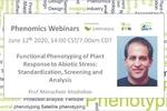 Phenomics Webinars Menachem
